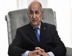 العرب اليوم - الرئيس الجزائري يمدد آجال الترشح للانتخابات النيابية
