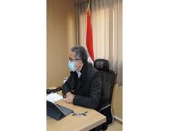العرب اليوم - وزير السياحة والآثار يلقي محاضرة في الجلسة العامة لمنظمة اليونسكو في باريس
