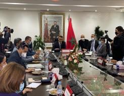 """العرب اليوم - المغرب يدرس """"تدفقاً عكسياً"""" لخط أنابيب غاز يعبره في حال أوقفت الجزائر الإمدادات"""