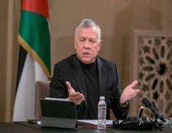 العرب اليوم - عاهل الأردن يعرب عن ثقته في مستقبل أفضل للعلاقات بين المملكة وحلف شمال الأطلسي