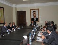 """العرب اليوم - بيان جديد للداخلية السورية بخصوص المرور عبر """"نصيب ـ جابر"""" الحدودي"""