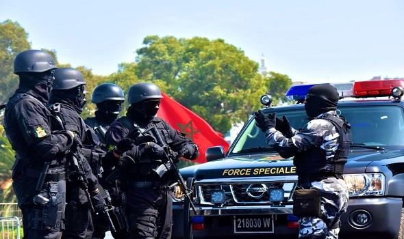 الشرطة المغربية تفكك شبكة للاتجار الدولي بالمخدرات