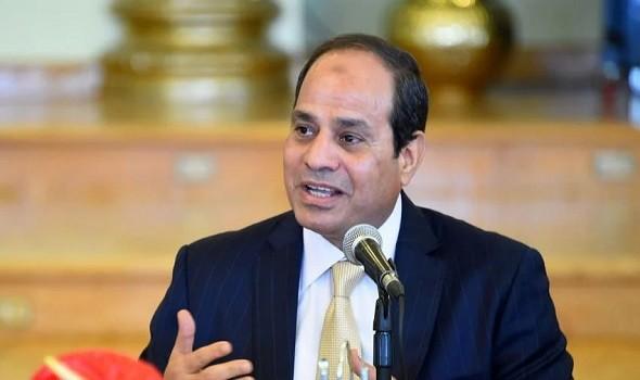 السيسي ومحمد بن زايد يؤكدان على التنسيق لحماية الأمن العربي