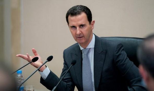 الأسد يلتقي ظريف لبحث المسار السياسي والأوضاع الميدانية