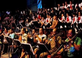 """العرب اليوم - سفير كوريا الجنوبية يطرق قلوب المصريّين  بعزفٍ جميل لأغنية """"3 دقات"""""""