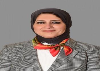 العرب اليوم - وزيرة الصحة المصرية هالة زايد تتسلم درع شكر من سفارة كوريا الجنوبية