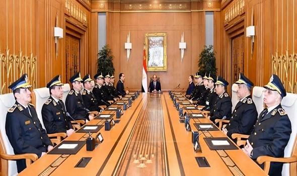 العرب اليوم - الرئيس المصري يكلف وفداً أمنياً بمتابعة صفقة تبادل أسرى جديدة بين إسرائيل وحماس