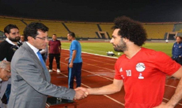 العرب اليوم - صراع وشيك بين محمد صلاح وهارى كين على لقب هداف الدوري الإنجليزي