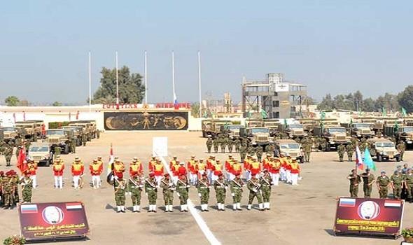 العرب اليوم - الجيش الروسي يستخدم منظومة للحرب الإلكترونية تكافح أسرابا من الدرونات