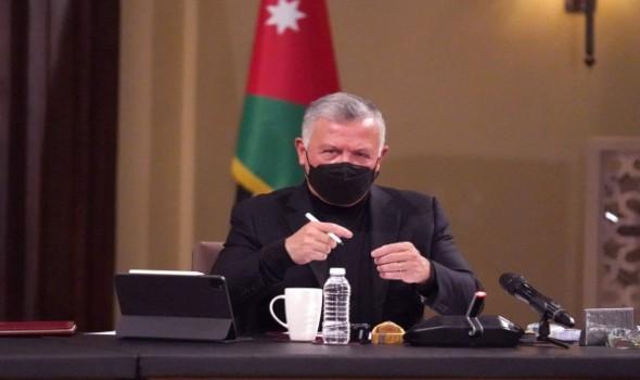 العرب اليوم - الأردن يدخل مئويته الثانية باجتماع العائلة الهاشمية حول ضريح الحسين
