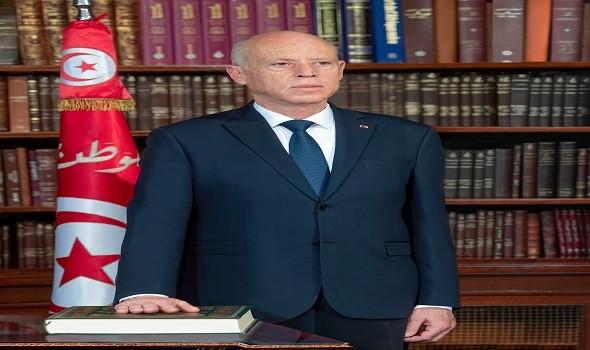 العرب اليوم - الرئيس قيس سعيد يصدر أمرا بتسمية رئيس الحكومة التونسية وأعضائها