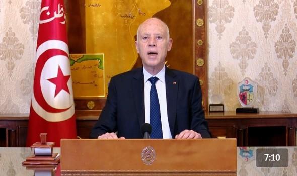 العرب اليوم - الرئيس التونسي يزور ضريحي جمال عبد الناصر وأنور السادات