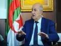 """العرب اليوم - الرئيس الجزائري عبدالمجيد تبون يدعو المتظاهرين إلى إنتخاب نواب البرلمان """"بكل حرية"""""""