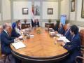 العرب اليوم - الرئيس المصري عبد الفتاح السيسي يؤكد أن مصر لن تقبل المساس بمصالحها المائية