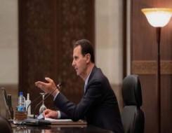 العرب اليوم - وفد سعودي يلتقي الأسد ومملوك في دمشق واتفق الطرفان على إعادة العلاقات
