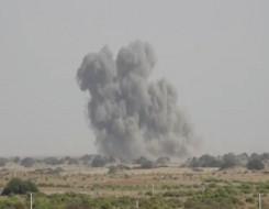 العرب اليوم - قتلى وجرحى جراء انفجار مستودع ذخيرة قرب مخيم للنازحين في إدلب