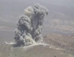 العرب اليوم - المرصد السوري يعلن مقتل 7 من قوات الجيش السوري في انفجار ألغام زرعها داعش في منطقة البادية
