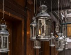 العرب اليوم - أفكار جديدة لتزيين المنزل بواسطة فوانيس رمضان