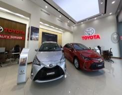 العرب اليوم - تويوتا تطلق نسخا رباعية الدفع من Corolla الشهيرة