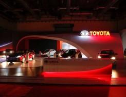 """العرب اليوم - """"تويوتا"""" تقتحم سباق """"السيارات ذاتية القيادة"""""""