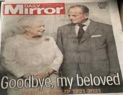 العرب اليوم - الملكة إليزابيت الثانية تودع الأمير فيليب في جنازة يحرم كوفيد-19 البريطانيين من حضورها