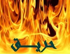 العرب اليوم - الدفاع المدني في عجمان يخمد حريقا في الصناعية بالإمارات