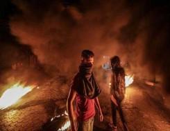 العرب اليوم - إصابة إسرائيليين بعد سقوط صواريخ من غزة على أسدود