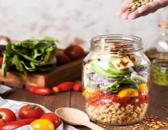 العرب اليوم - 7 أطعمة تقدم شعورا طويلا بالشبع وتفقد الوزن وتتكون الوجبة المثالية في شهر رمضان