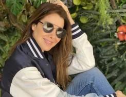 العرب اليوم - أول ظهور لـ نانسي عجرم مع زوجها فادي الهاشم بعد شائعات الانفصال