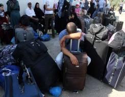 العرب اليوم - تصاعد هجرة الشباب  السورىي من درعا عبر «بوابة دمشق»
