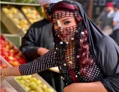 """العرب اليوم - سمية الخشاب تتصدر """"تويتر"""" بعد زفافها على محمد رمضان بحضور أحمد سعد"""