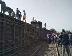 """العرب اليوم - """"الصحة المصرية"""" تعلن وفاة 11 وإصابة 98 آخرين في حادث قطار طوخ"""