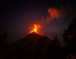 العرب اليوم - علماء يكشفون النقاب عن ارتباط الانفجارات البركانية بزيادة في أمراض الجهاز التنفسي