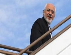 العرب اليوم - ظريف يلتقي البوسعيدي ويؤكد رفع مستوى العلاقات بين إيران وعُمان
