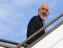 العرب اليوم - ظريف يبدأ زيارة إلى سوريا لبحث تطورات المنطقة وفلسطين