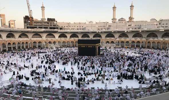 إطلاق خدمة الـواي فاي التجريبية في المسجد الحرام خلال موسم الحج