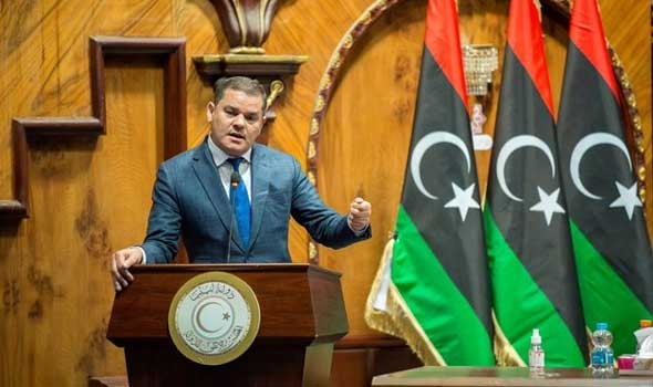 الدبيبة يتهم «أطرافاً محلية» بالسعي لـ«حرب جديدة» في ليبيا