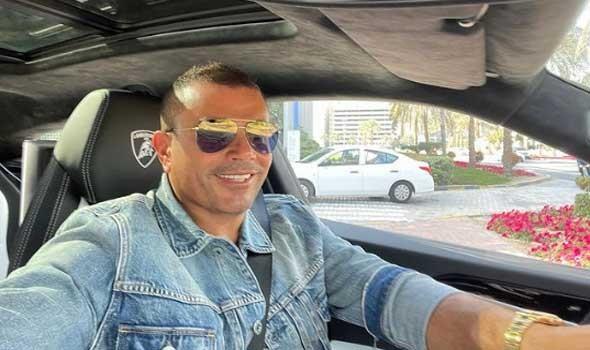 عمرو دياب يشوق جمهوره إلى أغنيته الجديدة «أحلى ونص»