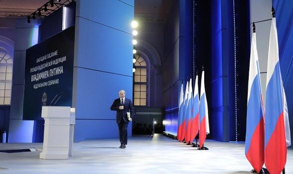 بوتين يصدر قرارًا عاجلًا بعد حادث إطلاق النار داخل مدرسة