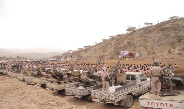 الجيش اليمني يعلن تحرير مواقع استراتيجية جديدة جنوب غرب مأرب