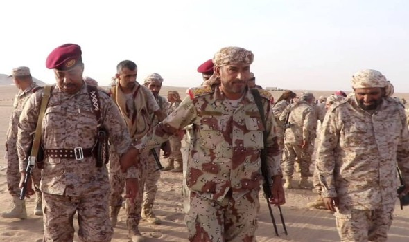 """الدفاع اليمنية تعلن مقتل مسلحين من """"أنصار الله"""" في غارات جوية للتحالف بمأرب"""