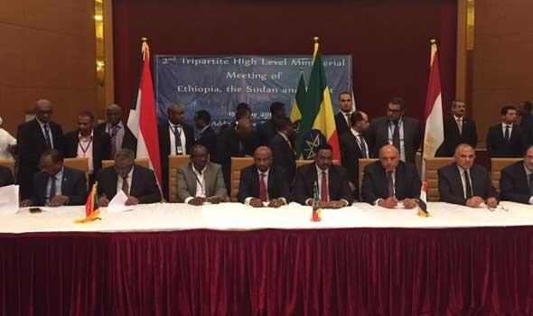 السودان يحتج على بيانات فنية إثيوبية خاطئة بشأن سد النهضة