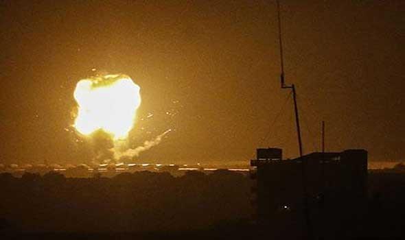 استهداف محطة حرارية فى العراق لإنتاج الكهرباء بصواريخ وتوقف خط بغداد ديالى إثر استهداف أبراج النقل