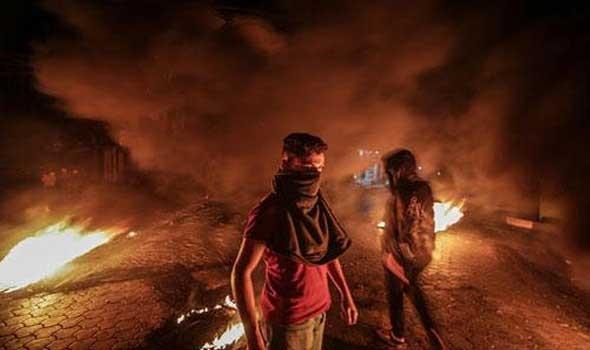 الرفض الإسرائيلي لوقف التصعيد ترد عليه غزة بمزيد من الصواريخ