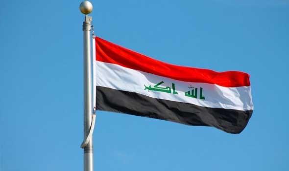 إغلاق وزارة المالية العراقية بعد مظاهرات الحشد