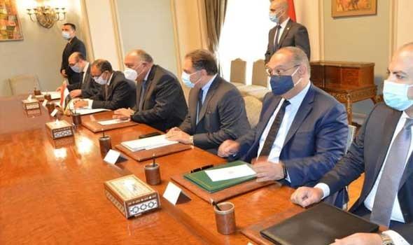 وزير الخارجية المصري يتوجه إلى روما للمشاركة في الاجتماع الوزاري للتحالف الدولي ضد داعش