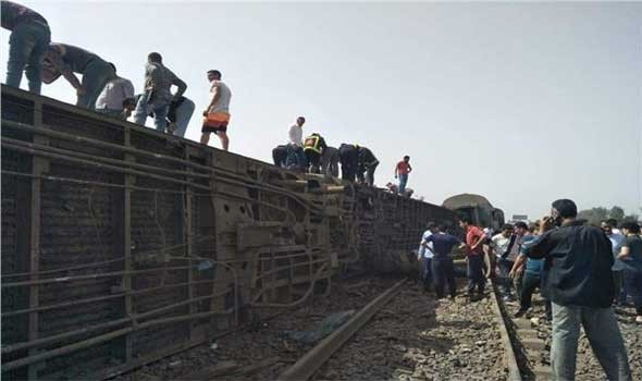 البدأ فى خطة عاجلة وإجراءات احترازية للحد من حوادث القطارات في مصر