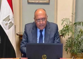 العرب اليوم - سامح شكري يؤكد أن قبرص واليونان لا تنزعجان من التقارب المصري ـ التركي
