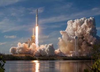 العرب اليوم - إقلاع أول رحلة مأهولة إلى المحطة الفضائية الصينية