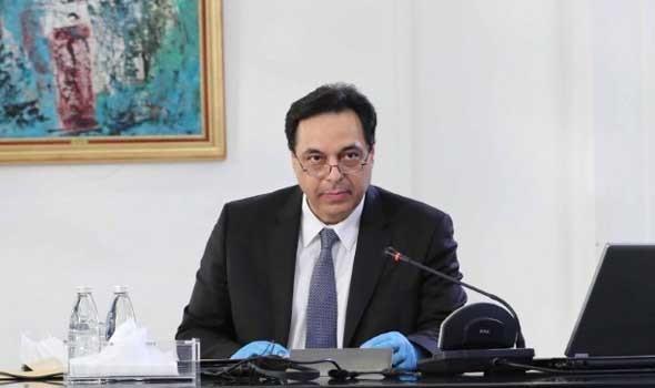 العرب اليوم - دياب يرد على رسالة عون ويرفض عقد اجتماع لمجلس الوزراء اللبناني